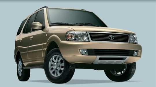 1998 - Tata Motors produced an SUV, Tata Safari. It was the first SUV to be designed, developed and manufactured entirely in India.