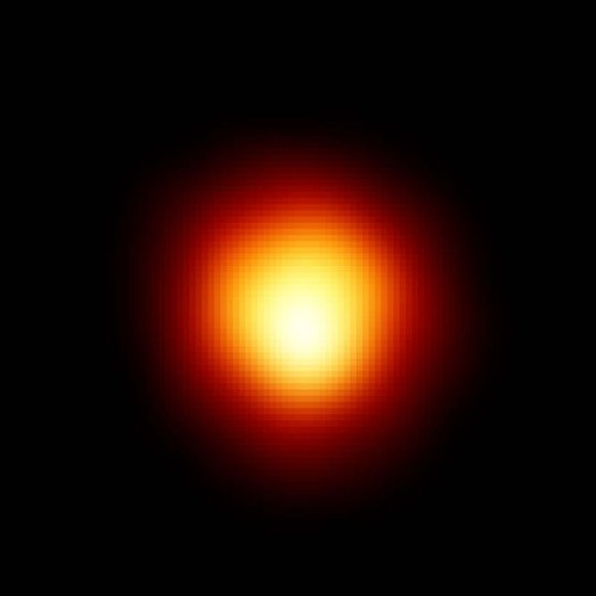 Hubble's View of Betelgeuse